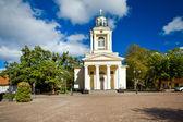Evangelical Lutheran Nikolay — Stock Photo