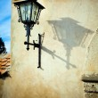 Street lamp, classic lantern — Stock Photo