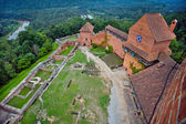 Turaida Castle, Sigulda, Latvia — Stock Photo