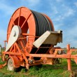 Agricultural watering equipment — Stock Photo