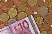 El euro — Foto de Stock