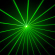 Laser light — Stock Photo