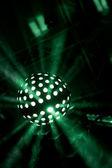 Laserlicht — Foto de Stock