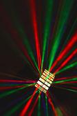 Laserljus — Stockfoto