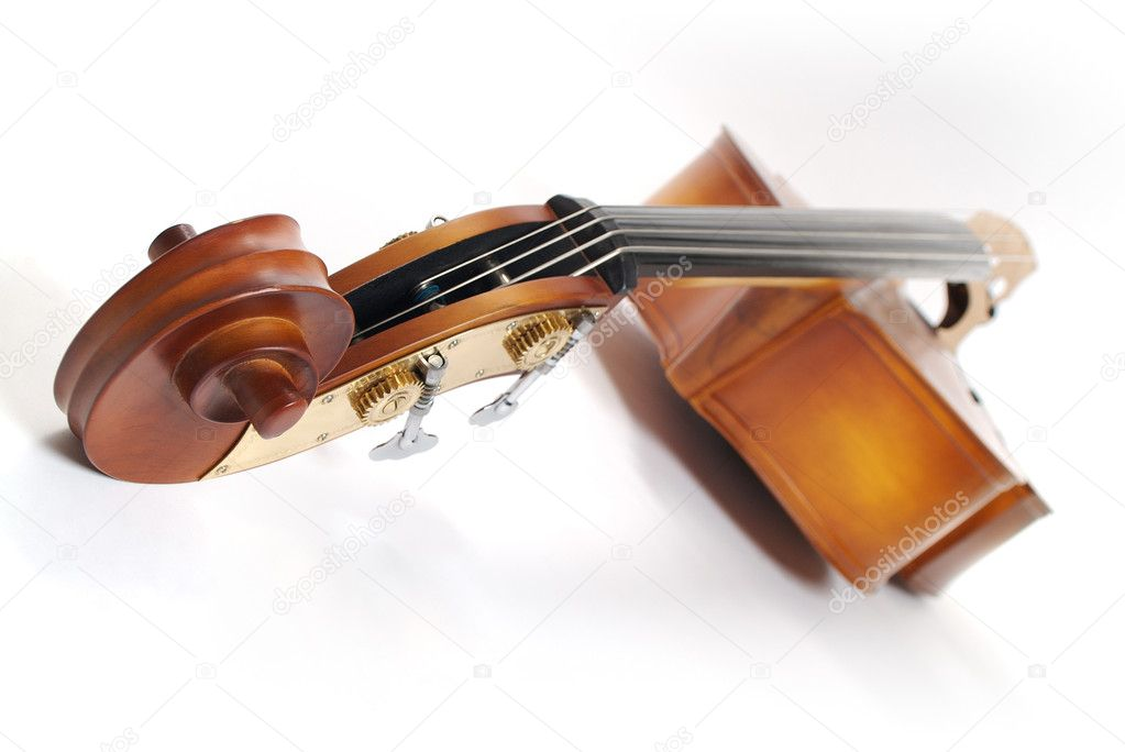 Violin — Stock Photo #4223842