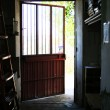 Stock Photo: Workshop doorway