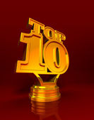 Top 10 — Stock Photo
