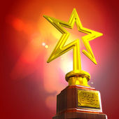 STAR AWARD — Stock Photo