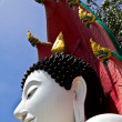 Closeup Buddha Image - Stock Photo