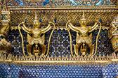 Statue of Garuda Grand Palace In Bangkok — Stock Photo