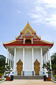 Church in Temple Angthong Thailand — Stock Photo
