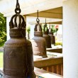 Royalty-Free Stock Photo: Old bells in a buddhist temple of Thailand