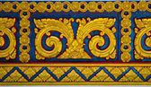 Thai style molding art — Stock Photo