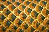 Naga scale pattern — Stock Photo