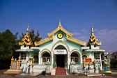 Dhammayon temple township tachileik union of myanmar — Stock Photo