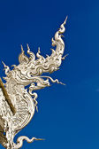 Element of Thai Art Taken from Wat Rong Khun Thailand — Stock Photo