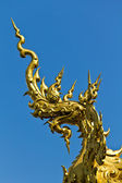 Element of Thai Art Taken from Wat Rong Khun,Chiang Rai province — Stock Photo