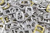 Recycle Aluminium Ear Can — Stock Photo