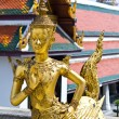 Kinaree, mythology figure, is watching temple in Grand — Stockfoto #5003947