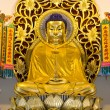 Golden buddhimage — Stockfoto #5076511