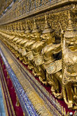 Golden Garuda in Grand Palace Thailand — 图库照片