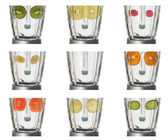 Smiling blenders — Stock Photo