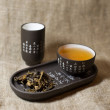 Gree tea — Stock Photo
