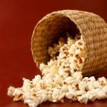 Popcorn — Stock Photo #4219937