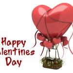 felice San Valentino — Foto Stock