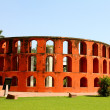 Stock Photo: Jantar mantar walls