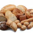 Royalty-Free Stock Photo: Group of different bread products