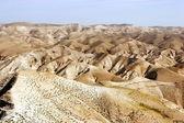 Panorama deserto Elias — Fotografia Stock