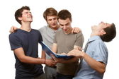 Funny time — Stock Photo