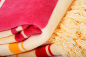 Two blankets — Stock Photo