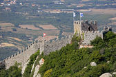 Old Moorish castle — Stock Photo