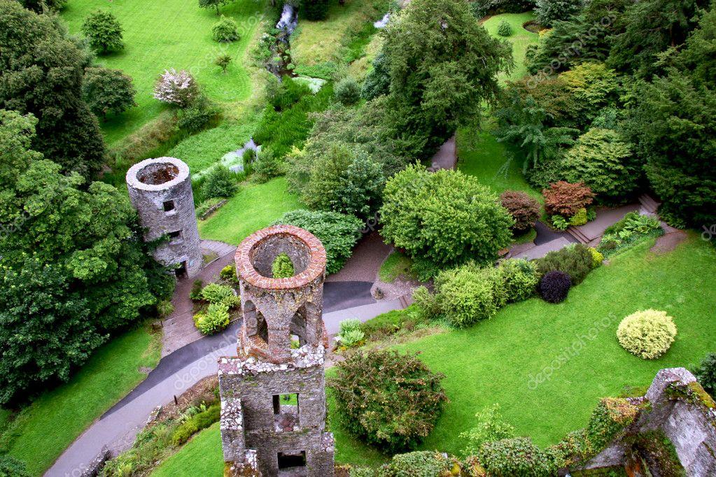 Blarney castle parking
