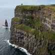Stock Photo: Great SeStack at Cliffs of Moher