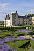 Valencay castle and park — Stock Photo