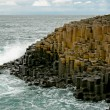 Stock Photo: Giants Causeway