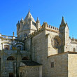 Cathedral St. Maria of Evora — Stock Photo