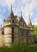 Chateau d'Azay-le-Rideau — Stock Photo