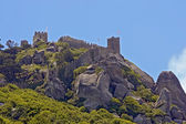 Old Moorish castle, Sintra, Portugal — Stock Photo