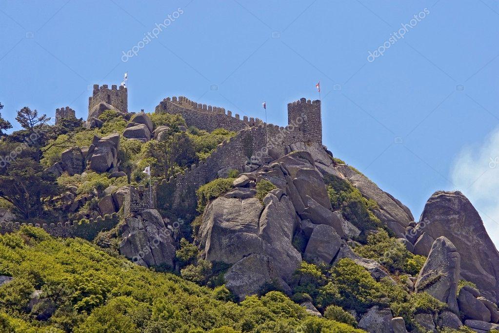 moorish castle stock photos - photo #29