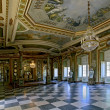 The Hall of Ambassadors in Queluz National Palace — Stock Photo
