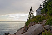 Bass Harbor Head Light House — Stock Photo