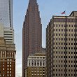 Philadelphia skyscrapers — Stock Photo