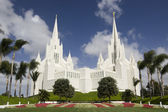Mormon Temple - San Diego, California — Stock Photo