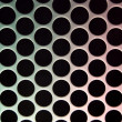 Foto de Stock  : Plastic Grid background