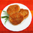 Royalty-Free Stock Photo: Cutlets