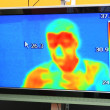 Stock Photo: Thermographic camera